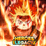 [EXPLOSION ONE FOR ALL]Heroes Legacy