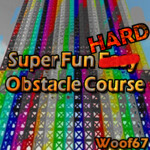 Super Fun HARD Obstacle Course