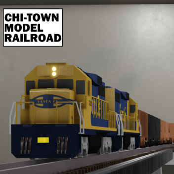 [ATSF SD40-2] RO-Scale: Chi-Town