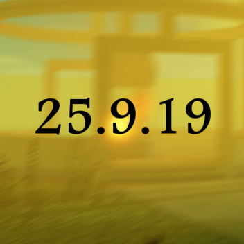 25.9.19 | A showcase (Grand Opening)