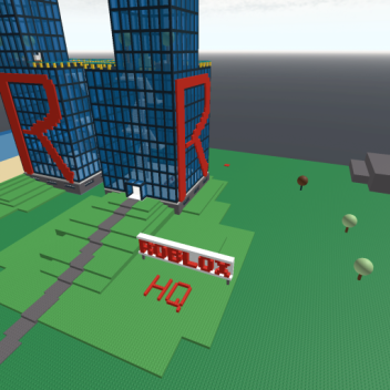 Roblox HQ (New Game!)